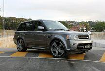 Range Rover Sport TDV6 / Just arrived at Clayton Bespoke Sydney: Range Rover Sport TDV6