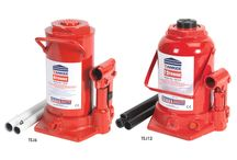 Bottle Jacks / Ideal for lifting jobs in small environments.