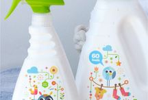 Babyganics - Laundry / Baby-safe laundry products, made with plant-based, stain-fighting ingredients that work on everything you wash. / by Babyganics