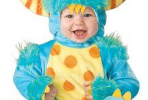 Travestimenti di Carnevale per neonati