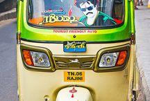 India.Rickshaw  & other