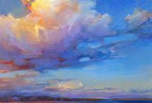 Paintings ocean