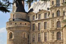 castelli di loire