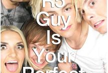 R5 ROCKS !!!! YAH / R5 / by Kelly Burrow