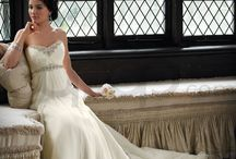 Wedding dresses & party events / Wedding dresses,wedding idea, party gowns ,hairstyles