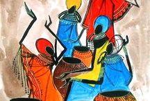 Art & Decor - African