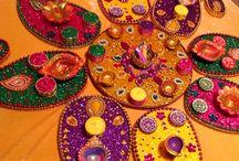 Indian wedding trays