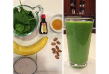 Smoothie/Green drinks