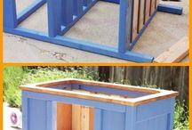 Coolerbox werkstafel