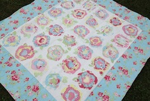 French roses quilts
