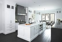 Kitchen Ideas for your home / Kitchen ideas for your home- flooring, cabinets, countertops, backsplashes, appliances and creative solutions. All sorts of design ideas welcome, as long as they apply to your kitchen. To join, pls follow me and PM me on here.  Limit 3 pins per day. #flooring #kitchens #hardwood #tile