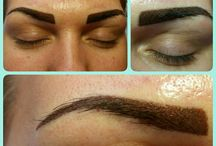 permanent-make-up eyebrows / All news techniques of eyebrows permanent makeup! Take FREE consultation 077 6093 2357 any time!