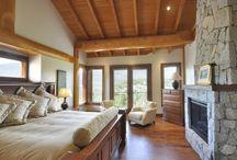Cabin-Inspired Decorating