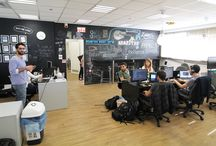 Coworking Asia / Coworking places in Asia