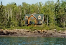Lake Superior home / by Jill St John