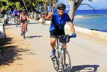 Cycling Hiking / Tap into the spirit of Greece on an active cycling and hiking trip that journeys from mountain to sea in a rousing celebration of nature and adventure. Cycle and hike your way around Peloponnese, where sea meets mountain providing a stunning and diverse backdrop for you to explore.