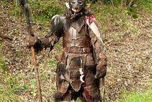 Krushak - larp / Larp photos of me or my costumes