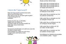 Lieder für Kindergarten