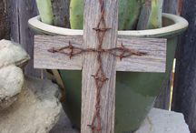 Crosses / by Linda Carr