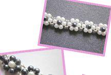 Basteln Perlen