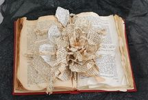 Altered Books & Books as Art / by Carol Shepko