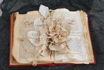 Altered Books & Books as Art / by Carol Shepko