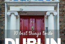 Ireland / by USA Study Abroad