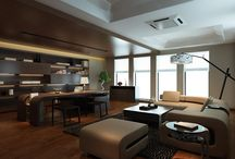 Office furniture suite