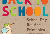 ☆ BACK TO SCHOOL: The Parent & Child Nanny Agency