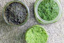 Herbs -DIY Pastes