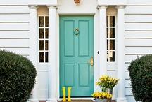 Paint the front door / by Gwen Plauche