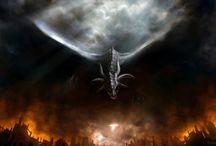 fantasy / sci-fi  / by Megan Myers