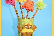 Crafts - Dr Seuss