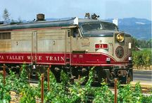 Trains Hold My Heart / by Debbie May Hiers