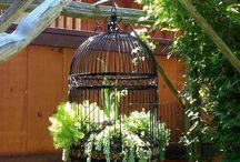 Kreativer Garten