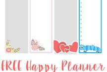 Happy Planner Stuff