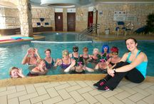 Aqua Fitness / Water aerobics and fun