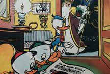 Donald Ducks / Donald Ducks 'Sinterklaas' cover weekblad / 'special'
