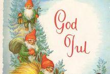 Norske julekort
