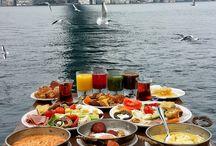 Istanbul yemek mekanları