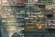 SciFi & Cyberpunk