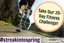 streak in to spring healthy program