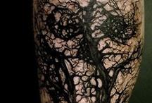 Tattoos / by Kristine Watkins