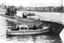 Germania -Kriegsmarine Uboat.