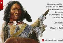 Native Indians an culture / by Karen Leverett Hanson