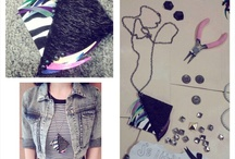 My handmade accessories  / Handmade accessories, fashion style