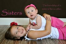 sister pics (khloe, adilyn, and kennedy)