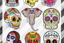 day of the dead/coco