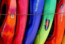 kayaking fishing