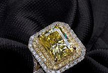 Yellow diamonds :)